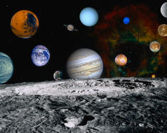 Solar System Visual courtesy of Google Images